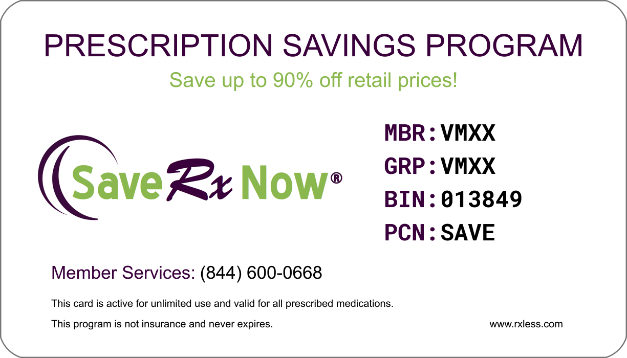 RxLess Exclusive Deal